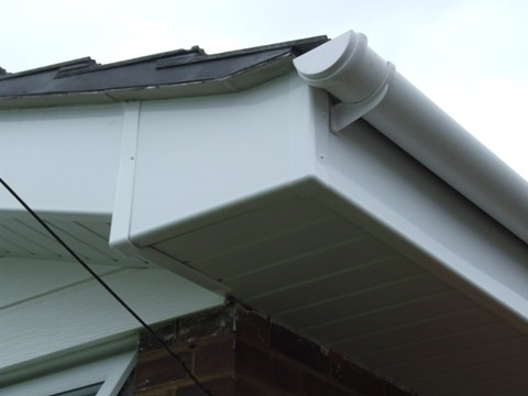 Example of Fascia and Soffits