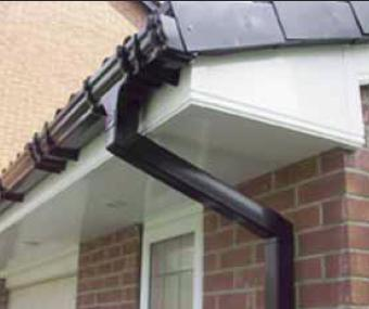 Guttering And Down Pipe In Cardiff Chepstow Newport
